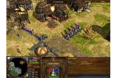 Age of Empires III The WarChiefs Download Free Full Game ...