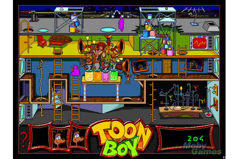 Download Stay Tooned! (Mac) - My Abandonware