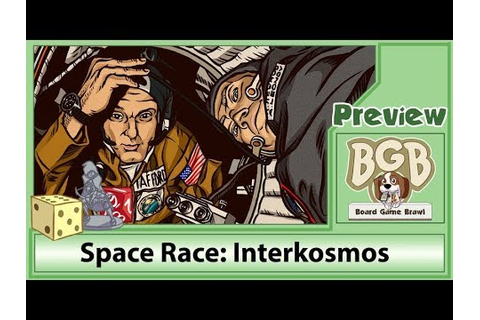 PREVIEW: Space Race: Interkosmos - YouTube