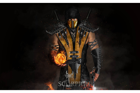 Scorpion (character), Mortal Kombat, Video Games ...