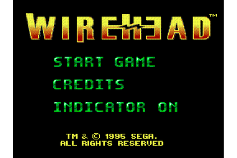 Play Wirehead Online SCD Game Rom - Sega CD Emulation on ...