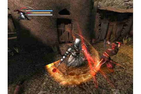 All Knights of the Temple 2 Screenshots for Playstation 2 ...