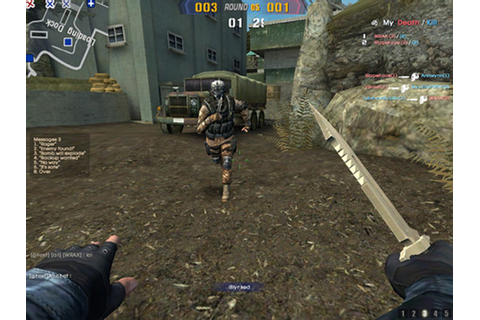 KOS Secret Operations Free MMO Shooter Game ...