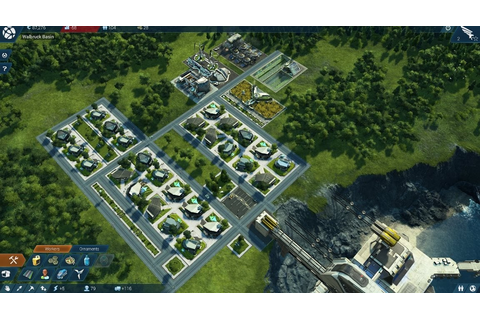 Anno 2205 Download - GamesofPC.com - Download for free!