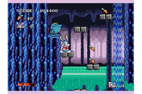 [critique rétro] Tiny Toon Adventures : Buster's Hidden ...