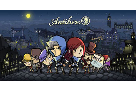 """Antihero"" is now available for PC and MAC - TGG"