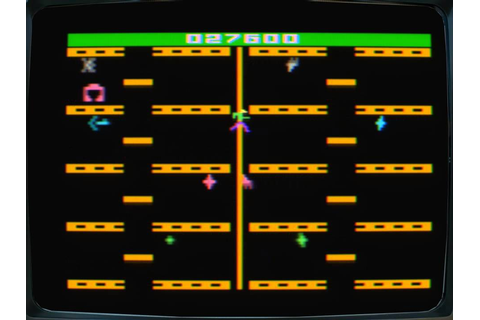 Atari 2600 Adventures of Tron - YouTube