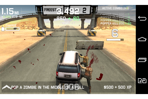 Zombie Highway: Driver's Ed - Android games - Download ...
