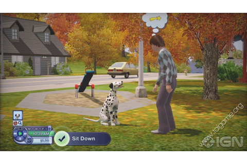 The Sims 3: Pets - Download Free Full Games | Simulation games