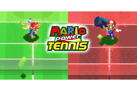 Mario Power Tennis | Game Boy Advance | Games | Nintendo