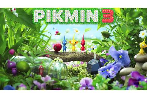 Pikmin 3 OST: S.S. Drake - YouTube