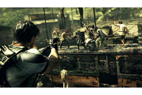 Buy Resident Evil 5 / Biohazard 5 PC Game | Steam Download
