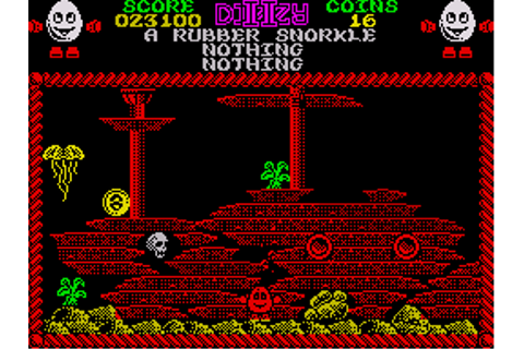 Download Treasure Island Dizzy - My Abandonware