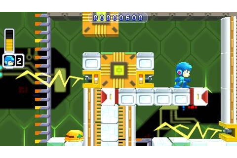 Mega Man Powered Up (Game) | GamerClick.it