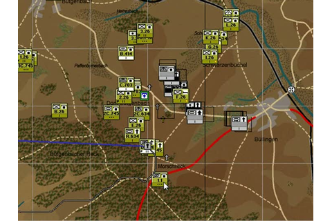 Gameplay Command Ops : Battles from the Bulge : Gameplay ...