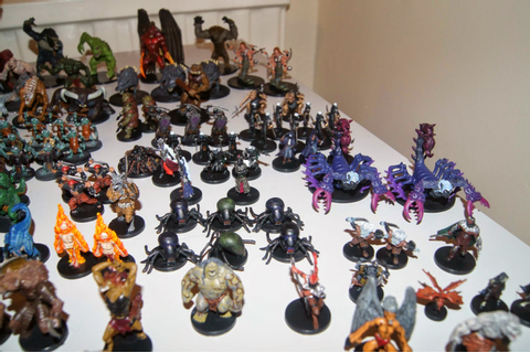 Keith's Wargaming / Painting Blog: Army Focus - Dungeons ...