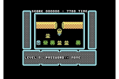 One Man and His Droid (Commodore 64) | Commodore 64 ...