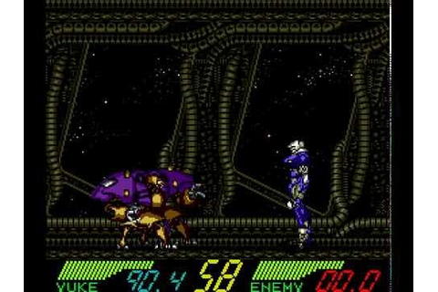 PC Engine Longplay [268] Black Hole Assault - YouTube