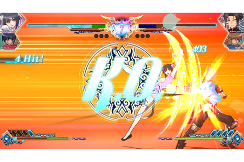 Blade Arcus from Shining: Battle Arena Demo Download