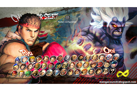 Ultra Street Fighter IV Save Game | Manga Council