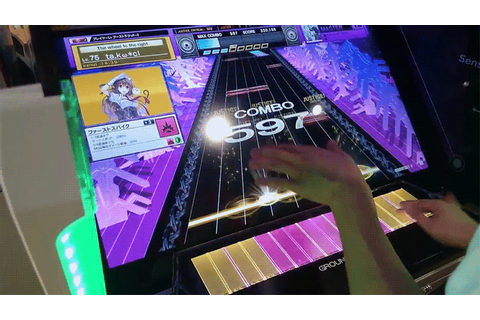 Sega's Newest Music Game Could Only Exist in an Arcade