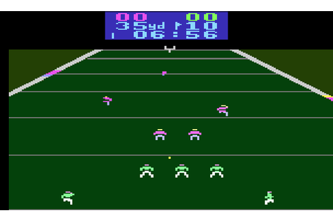 AtariAge - Atari 2600 Screenshots - Super Football (Atari)