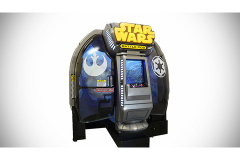 Star Wars: Battle Pod Arcade Game is Probably the Closest ...