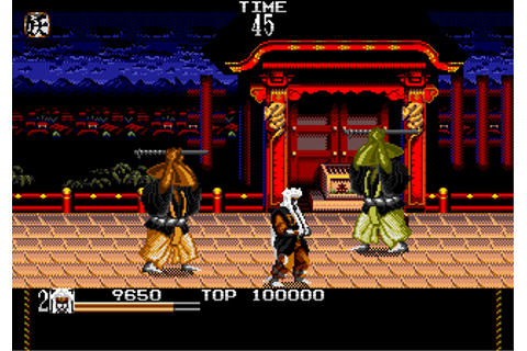 Download Mystical Fighter (Genesis) - My Abandonware
