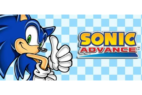 Sonic Advance Review – Game Boy Advance – 3WIREL!