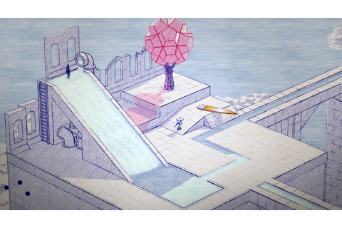 Solve lovely-looking puzzles as a pen-and-paper samurai in ...