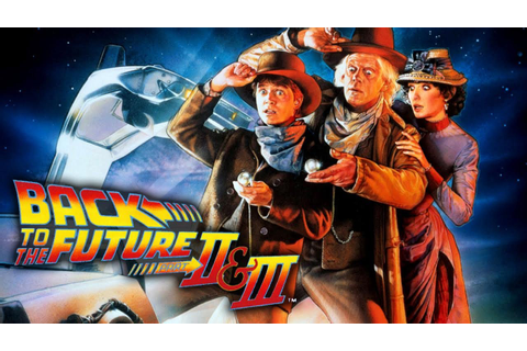 Back to the Future Part 2 & 3 - Marty! This Game Sucks ...