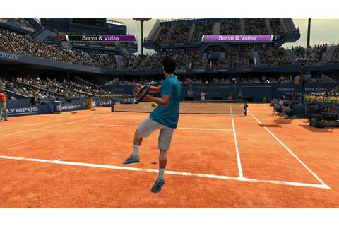 Amazon.com: Virtua Tennis 4 - Playstation 3: Video Games