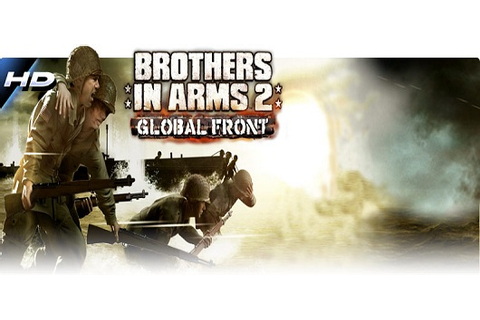 Brothers In Arms® 2: Global Front HD v3.x.x Android ~ Grab APK