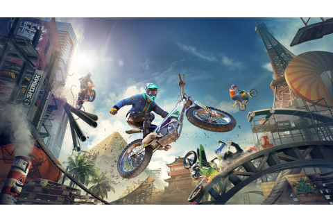 Trials Rising 2019 Game Wallpapers | HD Wallpapers | ID #26328