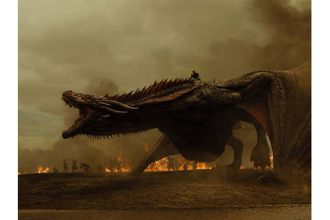 How to Tell Daenerys's Dragons Apart on Game of Thrones ...