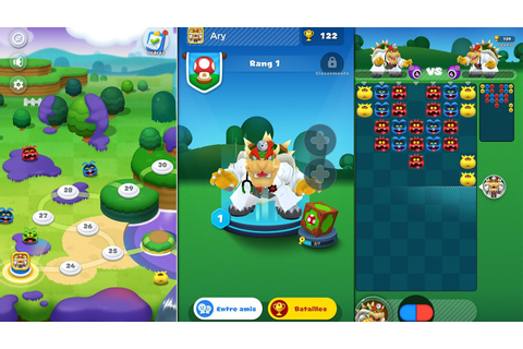 Test Dr. Mario World (iOS, Android) - Une pilule qui passe mal