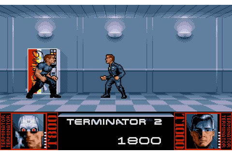 Download Terminator 2: Judgment Day action for DOS (1991 ...