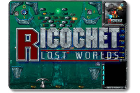 Ricochet Lost Worlds Game - Download and Play Free Version!