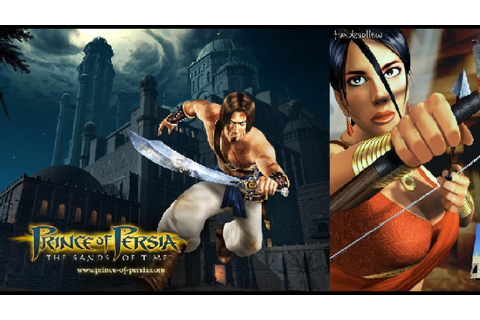 PRINCE OF PERSIA 1 Les Sables du Temps (Film-Game Complet ...