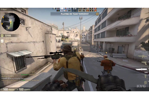 Counter-Strike: Global Offensive (2018) - de_dust2 ...