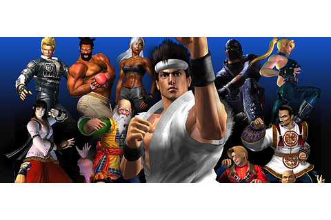 Virtua Fighter 4: Evolution - #13 Top PS2 Games - IGN