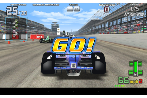 INDY 500 Arcade Racing – Games for Android. INDY 500 ...