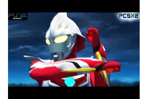 Ultraman Nexus - PS2 Gameplay 1080p (PCSX2) - YouTube