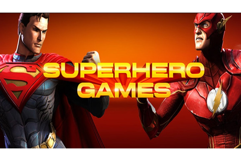 Best Super Hero games you can play right now | TechBeasts