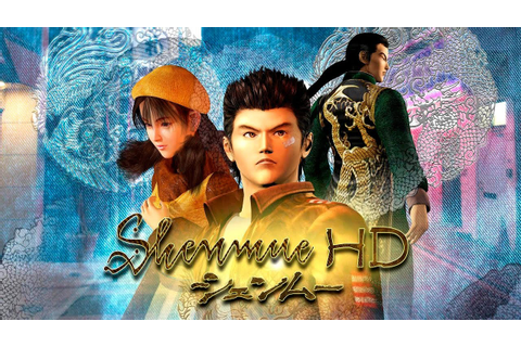 SHENMUE HD Remaster All Cutscenes (Game Movie) 1080p HD ...