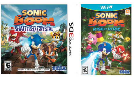 The Upcoming Sonic Boom Games Get Release Dates | Kotaku ...