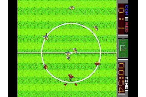 Game of the day 1795 Tehkan World Cup (テーカン ワールド カップ ...