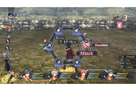 Game Trainers: The Legend of Heroes: Trails of Cold Steel ...