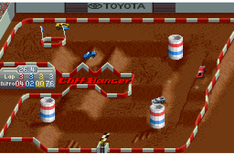 My all time favourite video games: Super Off Road ...