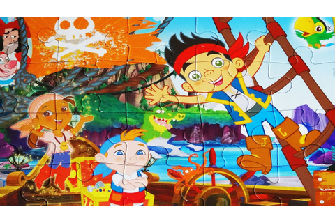 Jigsaw Puzzle Games jake and the pirates Puzzles Daily ...
